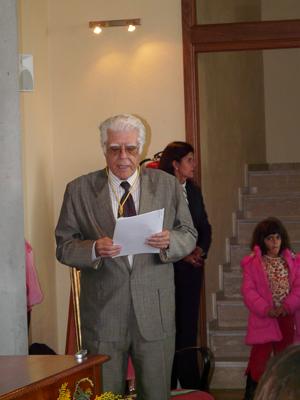 Antonio Manuel. Foto: Archivo Ayto. de la Villa de Garafía
