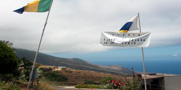 La Fajana, Villa de Garafia (Foto: Luisa Castro)