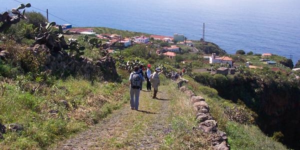 Ruta de Senderismo en Villa de Garafía, La Palma
