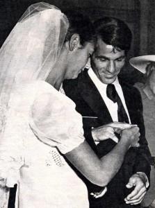 Boda de José Mata. Archivo: Ayto. de la Villa de Garafía