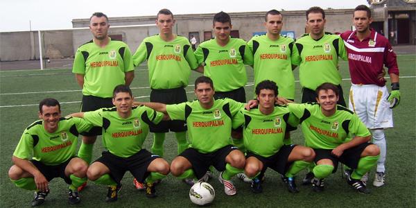 Equipo de Futbol de la Villa de Garafía