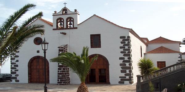 Iglesia de La Luz, Santo Domingo. Foto: Luisa Castro