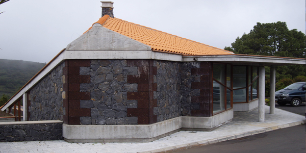 Centro Multiservicios de Llano Negro (La Montera). Foto: Luisa Castro