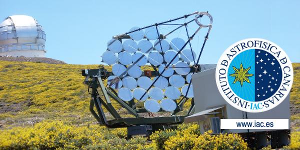 """""""Observatorio del Roque de los Muchachos"""" Foto: Rafael Lorenzo"""