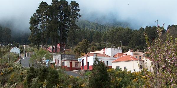 Roque Faro, Villa de Garafía. Foto: Luisa Castro