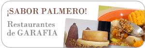 Restaurantes de la Villa de Garafía, La Palma