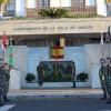 Acto de Homenaje a los Caídos ayer en Santo Domingo