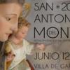 Fiestas de San Antonio del Monte: 12 y 13 de junio, cita indiscutible de todos los años