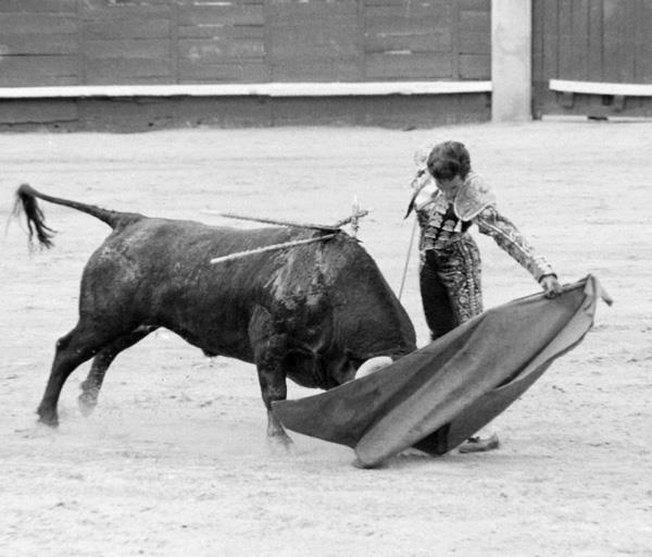 José Mata, torero