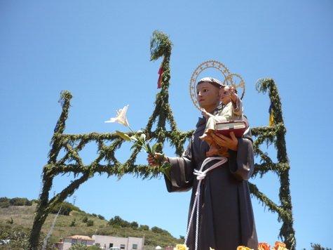 San Antonio del Monte. Una gran fiesta en la primavera de La Palma.