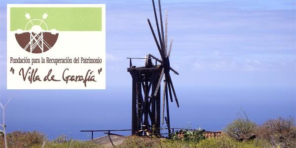 Fundación para la Recuperación del Patrimonio de la Villa de Garafía. Foto: L.Castro
