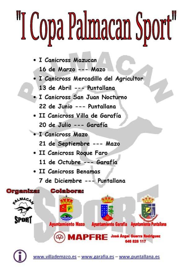 «I Copa Palmacan Sport»