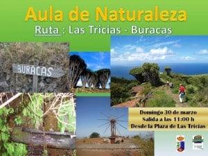 Ruta Las Tricias - Buracas
