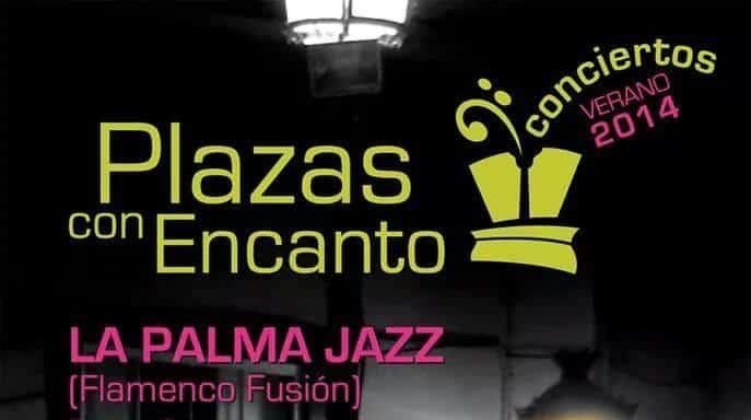 Concierto de La Palma Jazz en Las Tricias. Sábado 21 de junio.