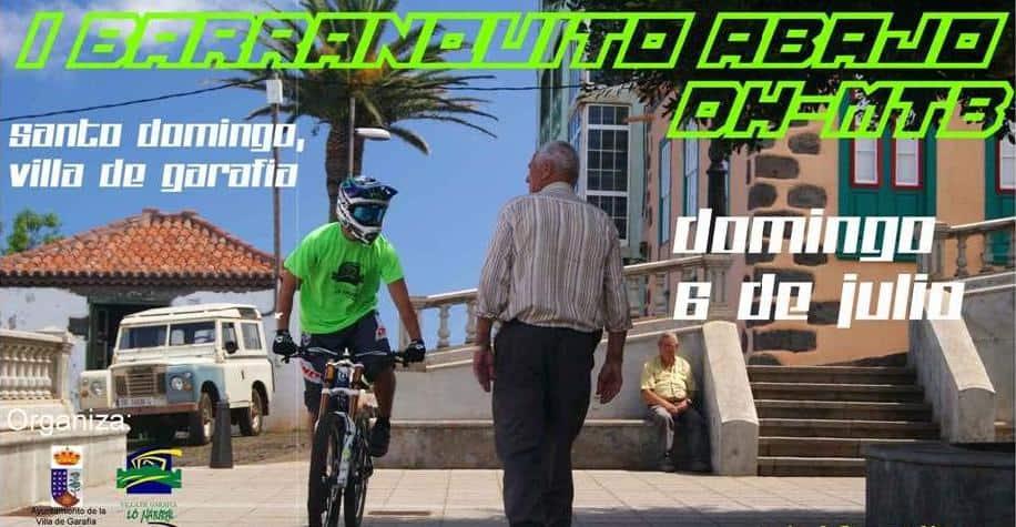 I Descenso Ciclista «Barranquito Abajo»