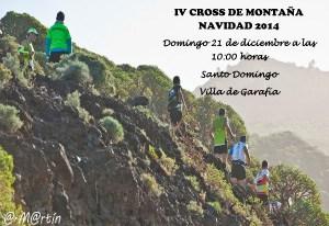 IV CROSS DE MONTAÑA GARAFÍA 2014