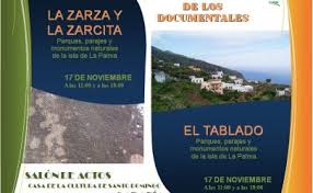 Proyección de los documentales «La Zarza y La Zarcita» y «El Tablado»