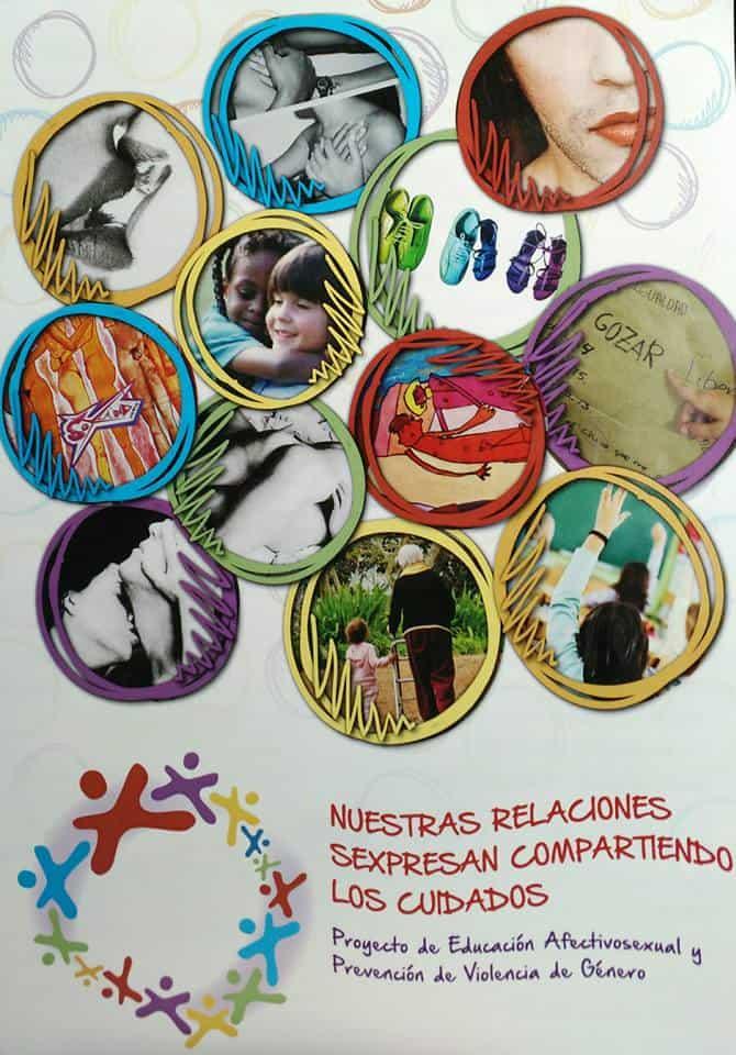 Nuestras relaciones sexpresan compartiendo cuidados. Proyecto de Educación Afectivo Sexual y Prevención de Violencia de Género