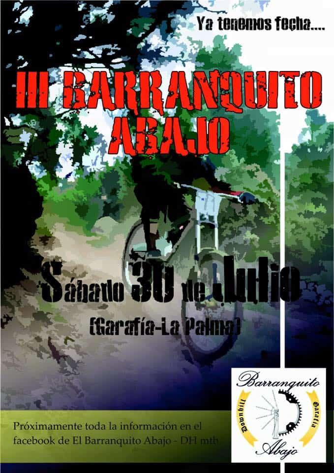 III Barranquinto Abajo