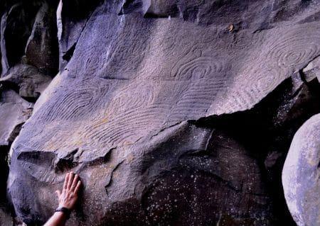 En la Zarza y La Zarcita, donde el arte rupestre se armoniza con el cosmos