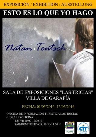 SALA EXPO TRICIAS_ESTO ES LO QUE HAGO_1-15 MAYO 16