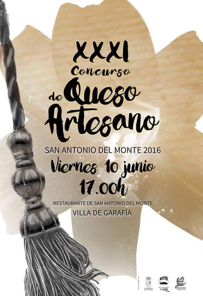 XXXI Concurso de Queso Artesano – San Antonio del Monte 2016