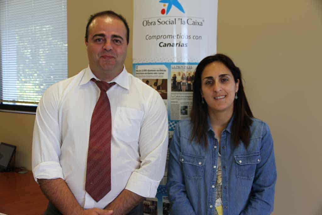 La Obra Social La Caixa dona a Garafía 5.000 euros para ayudas de emergencia social