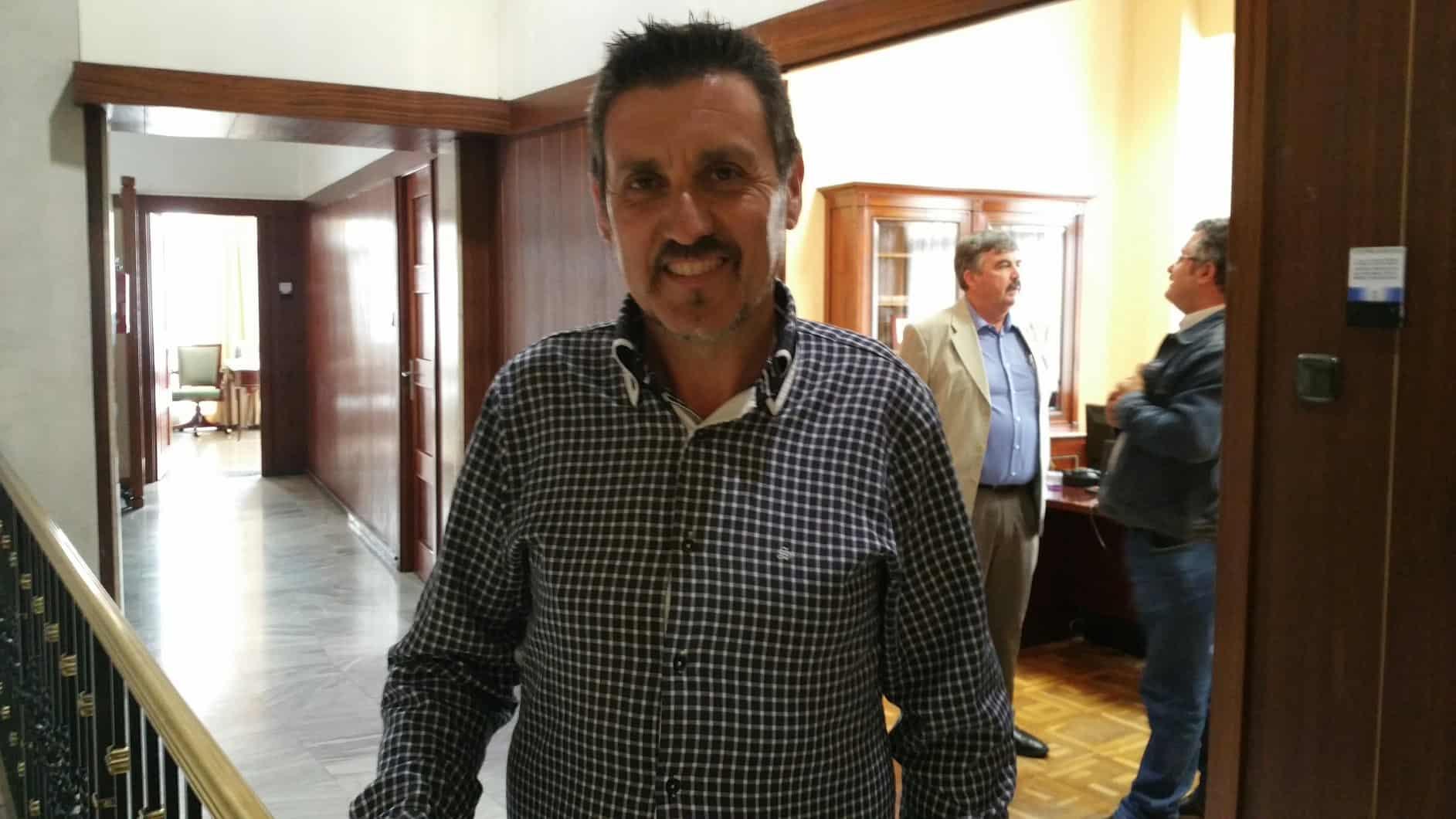 Martín Taño plantea que los ayuntamientos tengan un grupo de rescate para actuar con rapidez en un conato