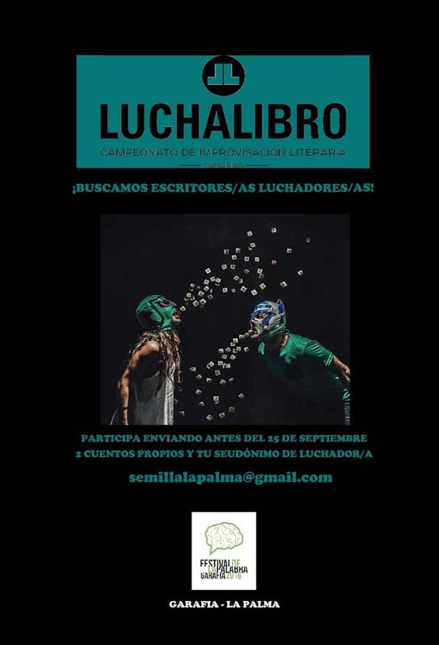 Se buscan Escritores/as luchadores/as
