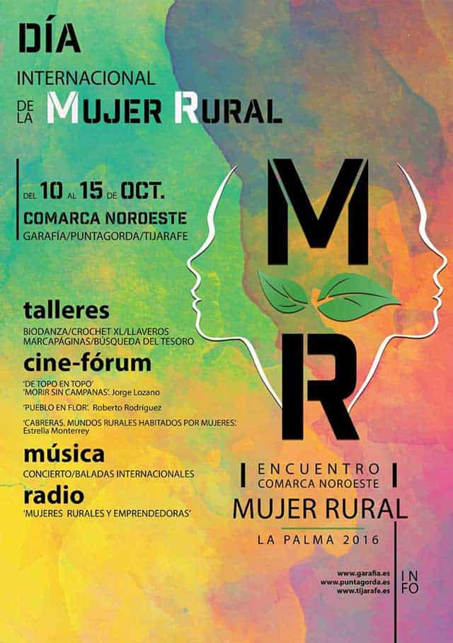 Encuentro Comarcal Noroeste Mujer Rural