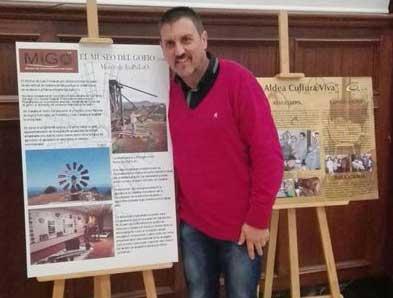 Garafía presenta el Centro de Interpretación del Gofio de Las Tricias en el 'I Congreso de Museos de Canarias'