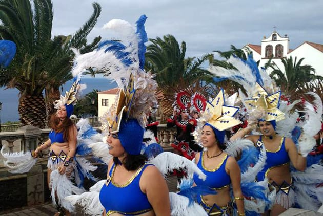 Garafía se viste de Carnaval para celebrar su Gran Coso | 17 de marzo