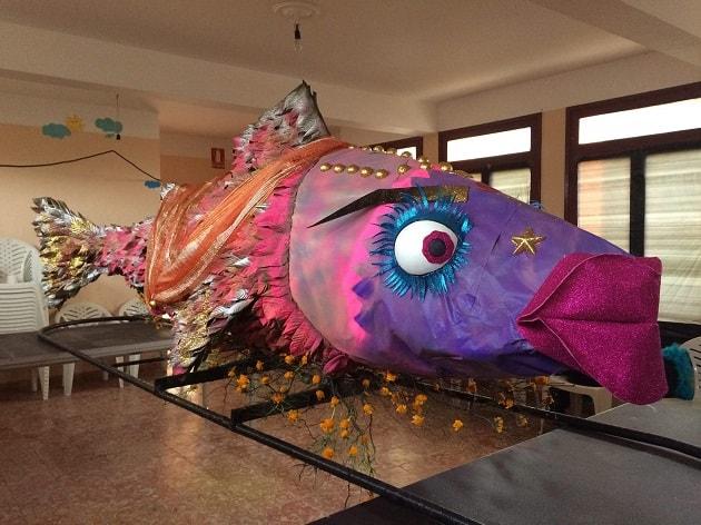 La Palma se despide del Carnaval en Garafía