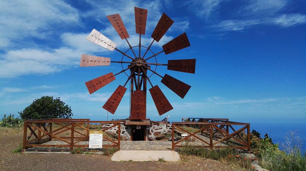 El Ayuntamiento de Garafía y el CIT Tedote renuevan y amplían el convenio de gestión del Museo de Interpretación del Gofio