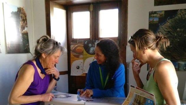 El CIT Tedote y el Ayuntamiento de Garafía renuevan el convenio para la gestión de las oficinas de información turística de Las Tricias y Llano Negro