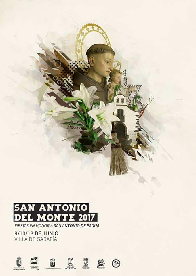 Programa de las Fiestas de San Antonio del Monte