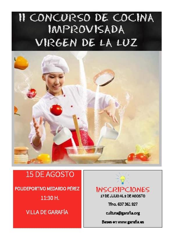 II Concurso de Cocina Improvisada Virgen de La Luz
