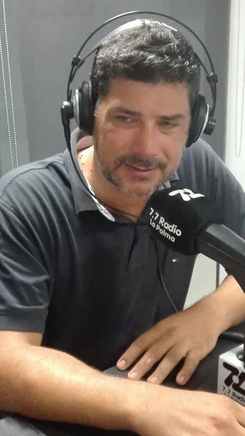 Alberto de Paz – Alma máter del Festival de la Palabra | 7.7 Radio La Palma