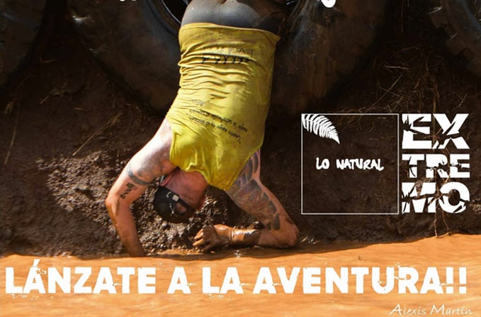 Inscripciones abiertas Lo Natural Extremo 2018