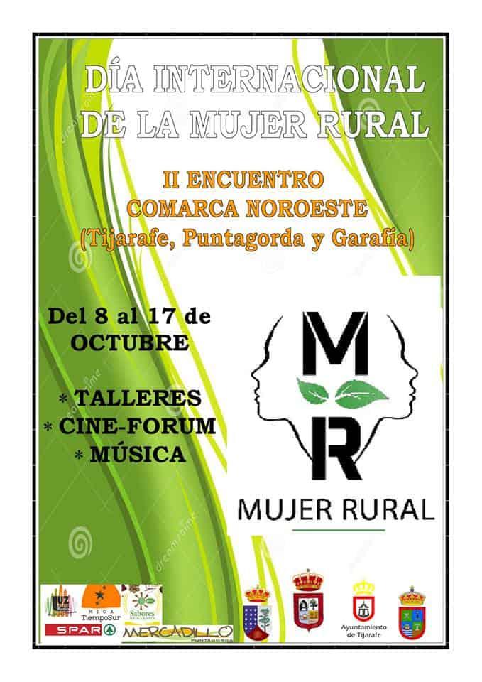 II Encuentro Comarcal de la Mujer Rural