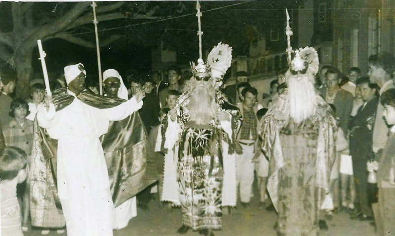 El Auto de Reyes más antiguo de Canarias se representa en La Villa de Garafía
