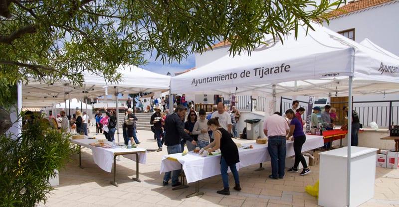 Garafía reunirá a 17 productores en la II Feria del Queso «Lo Natural»