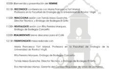 La Universidad de La Laguna celebra el II encuentro REWINE en el municipio de Garafía
