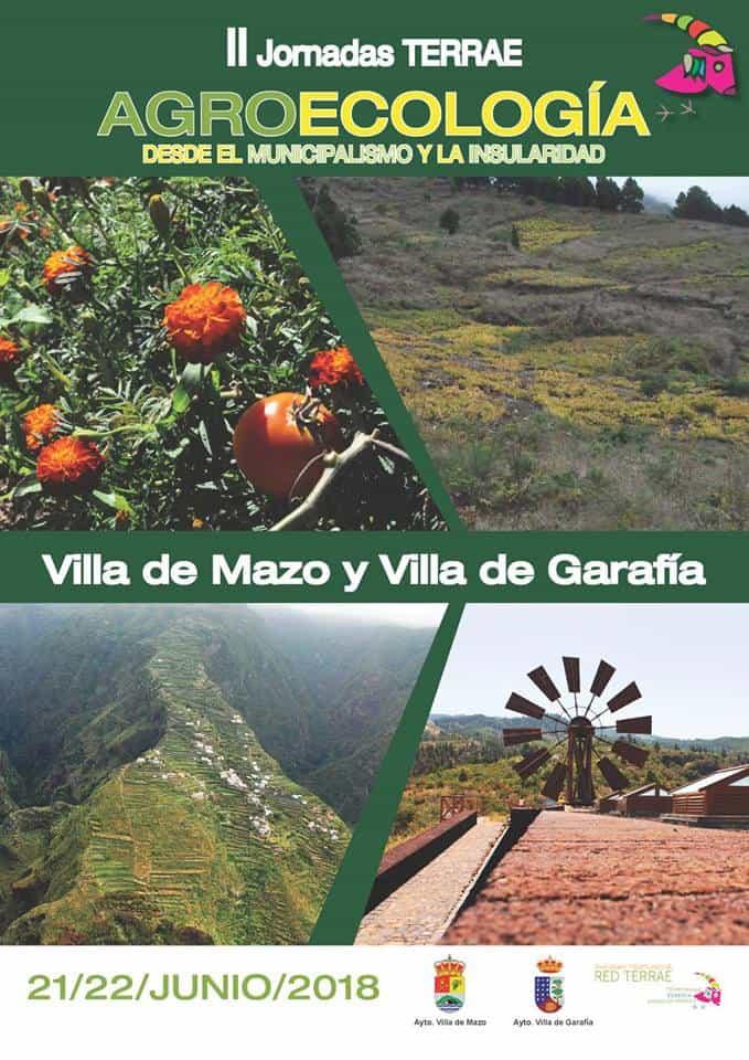 II Jornadas Terrae Agroecología en Garafía