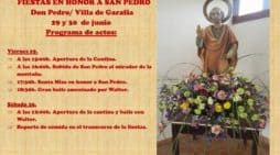 Fiesta en Honor a San Pedro