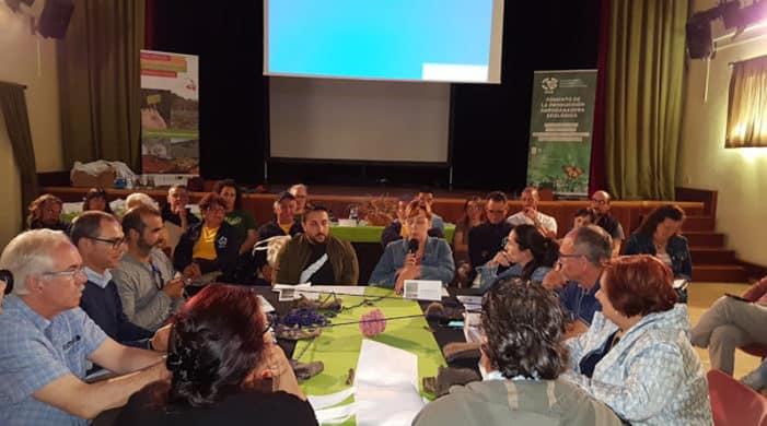 Concluyen las Jornadas de Agroecología desde el municipalismo y la insularidad