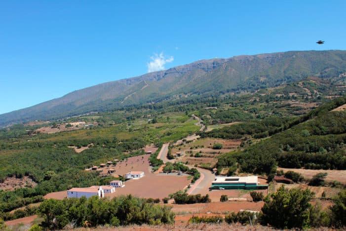 El Cabildo saca a licitación las obras del Centro de Promoción Agraria de Garafía con cargo al Fdcan