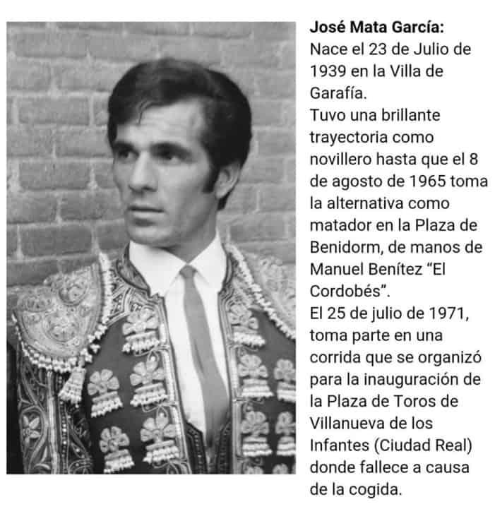 José Mata: 47 años de la cornada de Cascabel