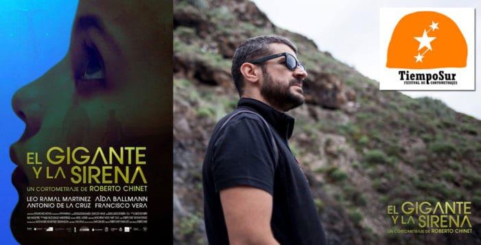 """Tiempo Sur proyecta el cortometraje """"El Gigante y la Sirena"""" con la presencia de su director Roberto Chinet"""