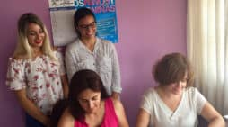 Unidades terapéuticas, preventivas y psicoestimulación en domicilio, para los mayores de Garafía